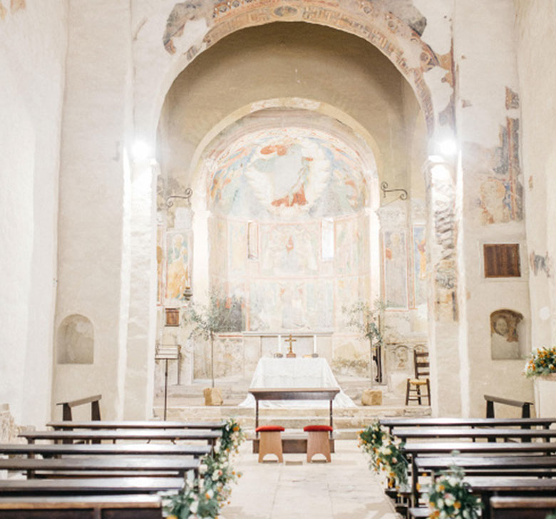 Abbazia San Pietro in Valle Church