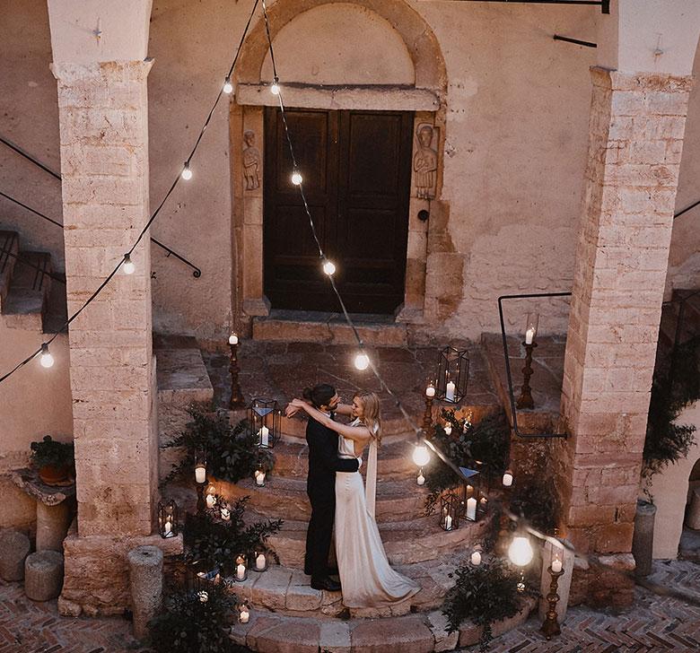 Abbazia San Pietro in Valle Tablescape