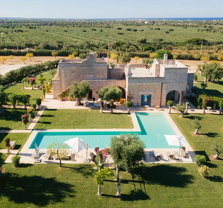 Villa Balbiano View
