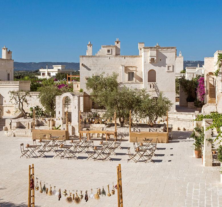 Borgo Egnazia Wedding, Apertif