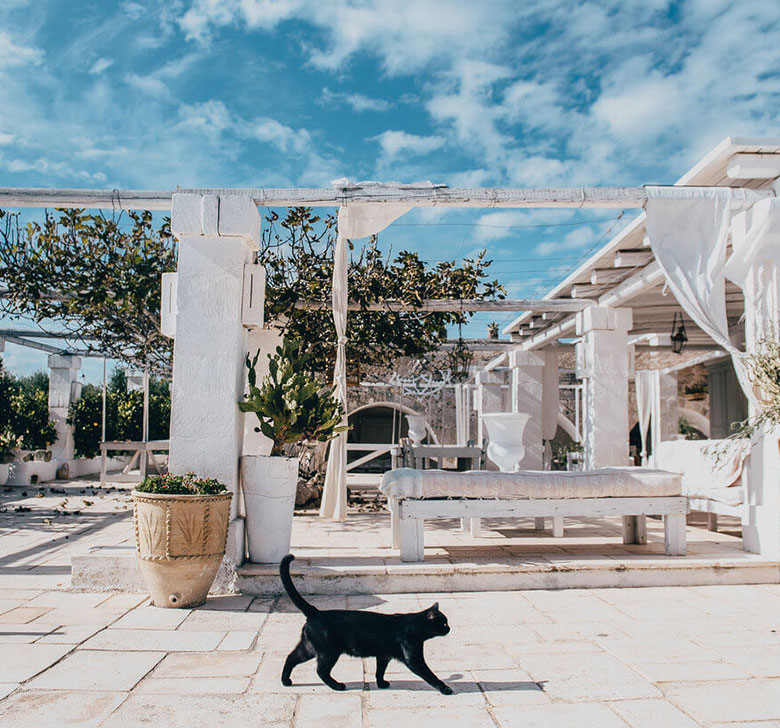 Masseria Potenti Wedding Venue