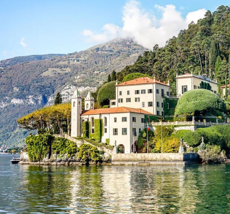 Lake Como - Villa Balbianello