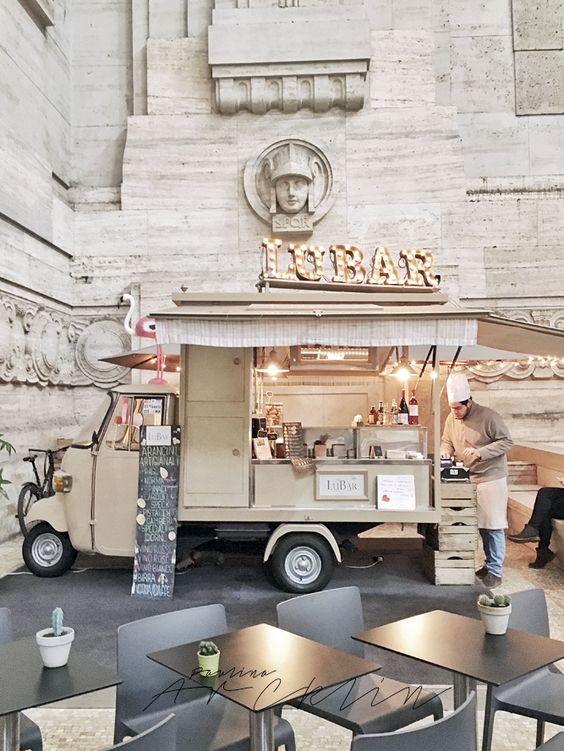 LuBar |  Italian inspired Weddng