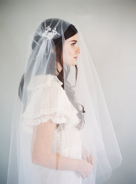 Fate Juliet Cap Veil - The namesake is taken from Shakespeare's Juliette.