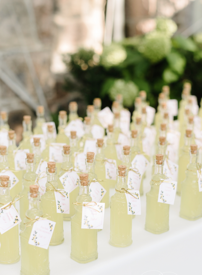 Italian Favours,  Italian inspired Weddng
