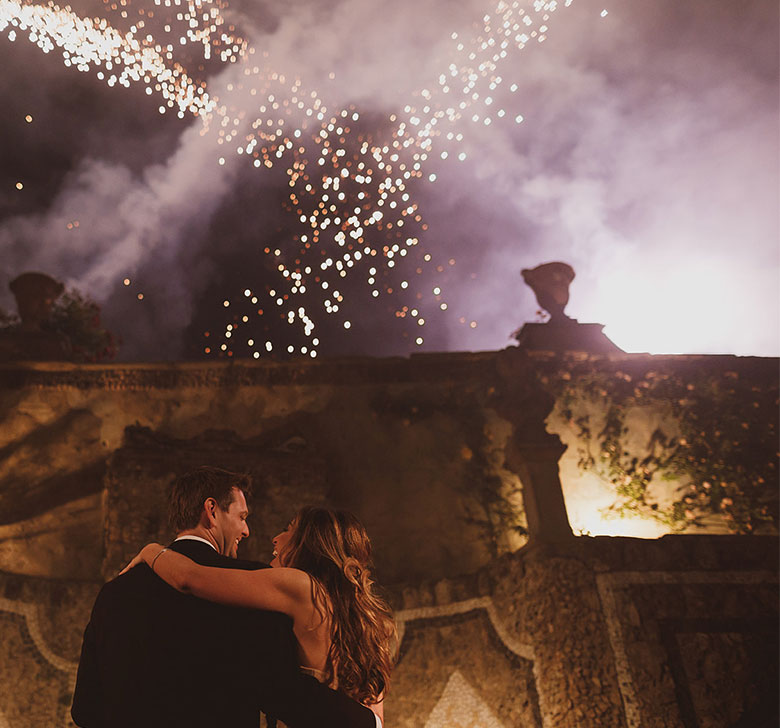 Villa Gamberaia Fireworks