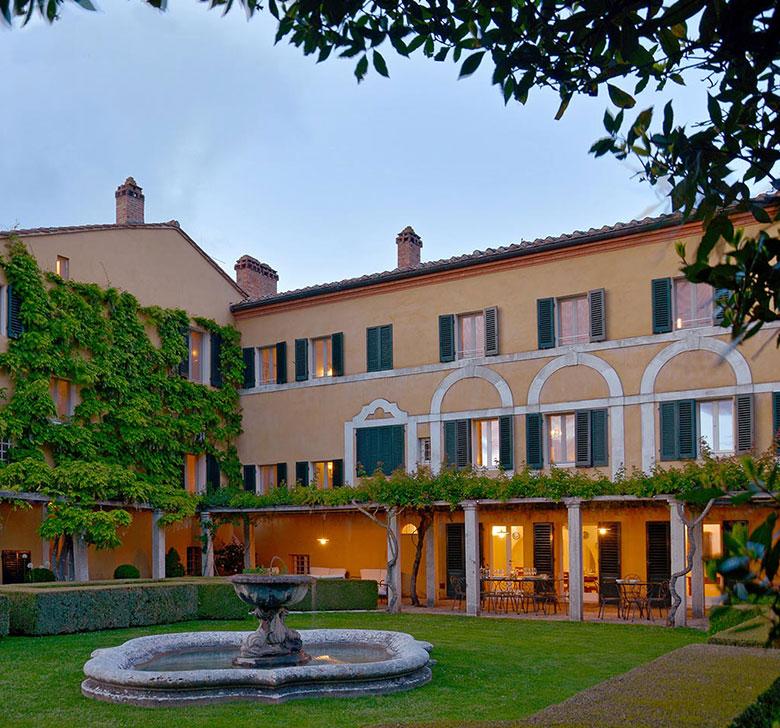 Villa Balbiano elopement