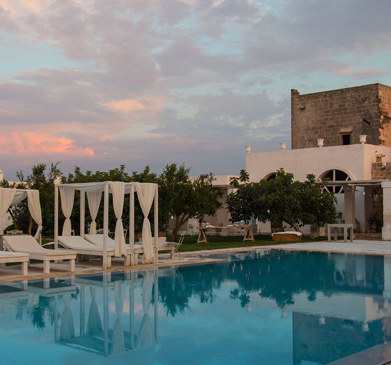Masseria Potenti Swimming Pool