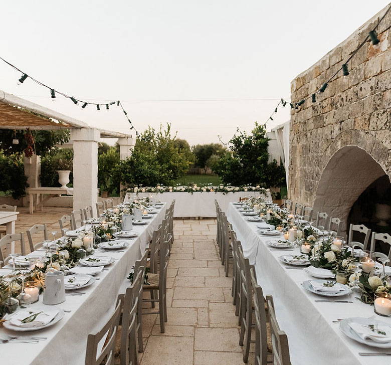 Masseria Potenti Reception