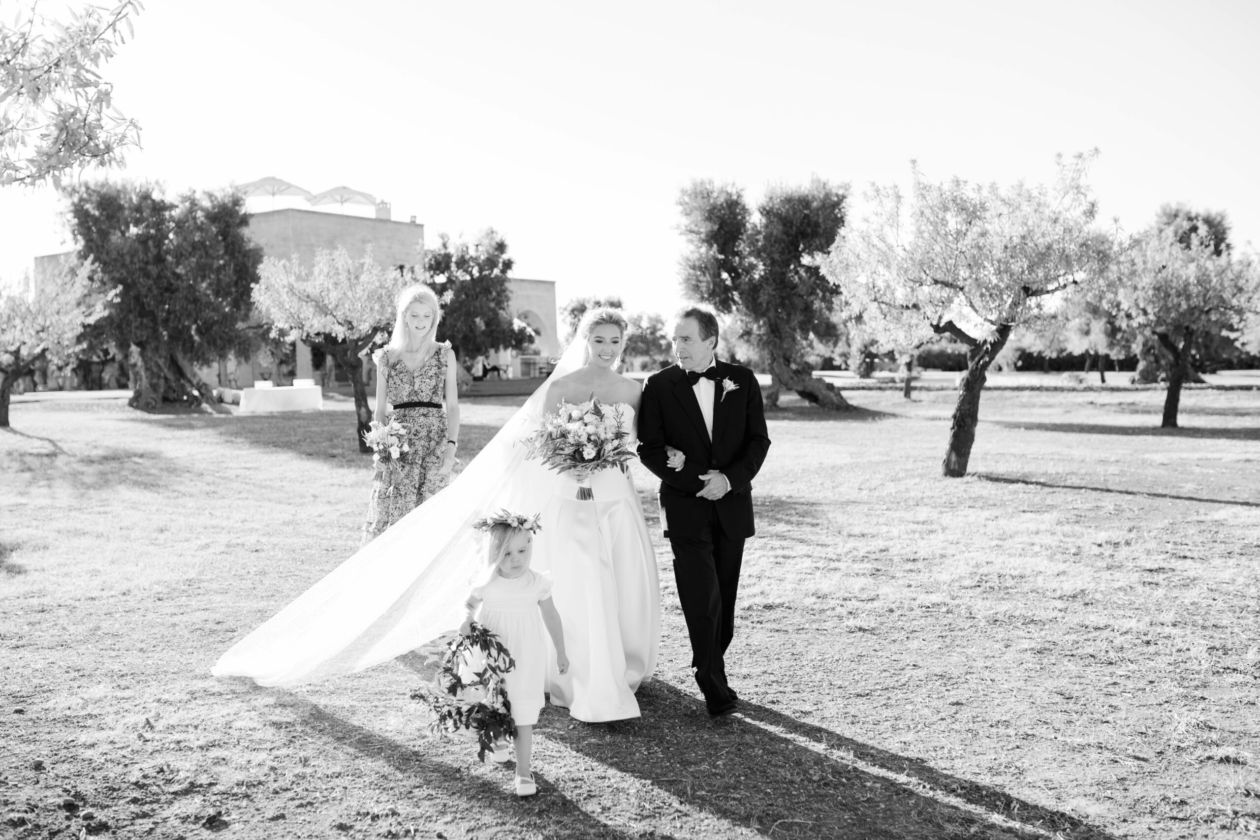 This beautiful wedding took place in Abbazia San Pietro in Valle, nestled in the hills of Umbria near Terni, Italy.