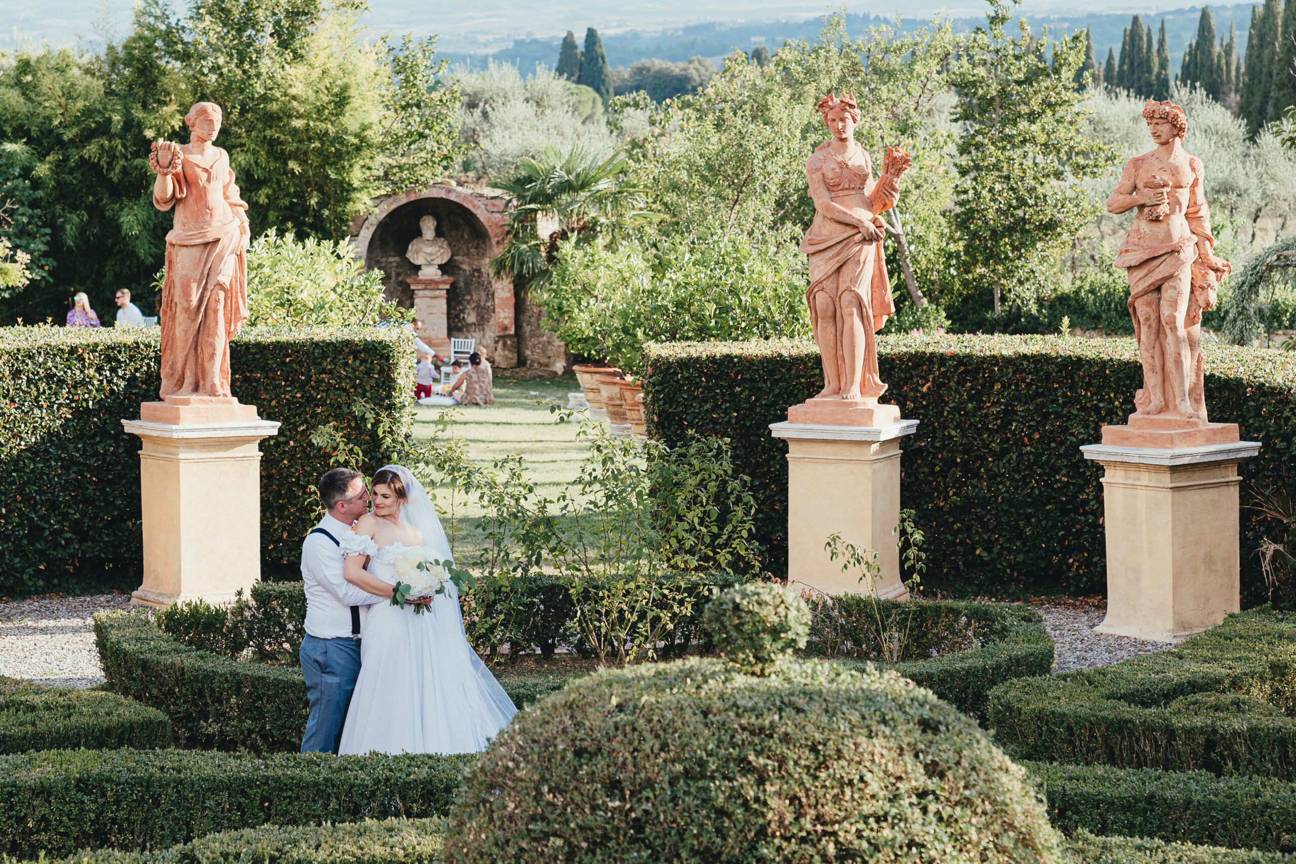 Rossini Wedding planners Umbria